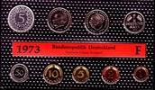 KMS 1973 F Deutschland Kursmünzen-Satz original eingeschweißt PP im Bli... 53,00 EUR  zzgl. 6,95 EUR Versand
