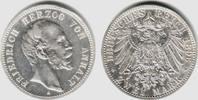 2 Mark 1896 A Anhalt Friedrich I. ss+  498,00 EUR  zzgl. 6,95 EUR Versand