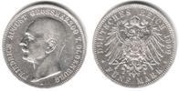 5 Mark 1900 A Oldenburg Grossherzog Friedrich August gutes ss  698,00 EUR  zzgl. 6,95 EUR Versand