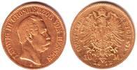 10 Mark 1872 H Hessen Grossherzog Ludwig III. von Hessen (1848-1877) f.vz  549,00 EUR  zzgl. 6,95 EUR Versand