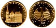 100 Euro 2012 F Deutschland 1/2 Unze Goldmünze - Dom zu Aachen st mit B... 609,00 EUR