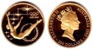 200 Dollar 1993 Australien 1/2 Unze Goldmünze - 100 Jahre Olympische Sp... 625,00 EUR  zzgl. 6,95 EUR Versand