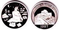 5 Yuan 1997 China Zhuang Zi - Philosoph PP   69,90 EUR  zzgl. 6,95 EUR Versand