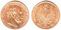 10 Mark 1872 C Preussen Kaiser Wilhelm I.(1861-1888) ss  219,00 EUR  zzgl. 6,95 EUR Versand