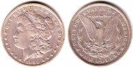 1 Dollar 1895 O USA Morgan - Silberdollar ss/Rf.  349,00 EUR  zzgl. 6,95 EUR Versand