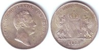 Taler 1831 Baden Kronentaler - Karl Leopold Friedrich (1830-1852) vz+  349,00 EUR