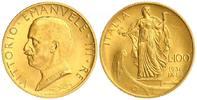 100 Lire 1931 IX R Italien Vittorio Emanuele III. (1900-1946) - Italia ... 798,00 EUR  zzgl. 6,95 EUR Versand