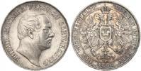 Taler 1866 Schwarzburg-Rudolstadt Fürst Friedrich Günther (1807-1867) f... 198,90 EUR
