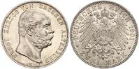 2 Mark 1901 A Sachsen-Altenburg 2 Mark Herzog Ernst f.st  798,00 EUR  zzgl. 6,95 EUR Versand