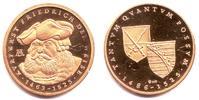 Goldmedaille 1967 Martin Luther/ Friedrich der Weise Kurfrüst Friedrich... 298,00 EUR