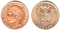 10 Mark 1890 D Bayern König Otto von Bayern (1896-1913) ss/vz  209,00 EUR  zzgl. 6,95 EUR Versand