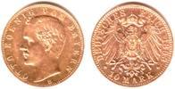 10 Mark 1893 D Bayern König Otto von Bayern (1896-1913) ss/vz   239,00 EUR  zzgl. 6,95 EUR Versand