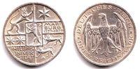 3 Mark 1927 A Weimar Marburg f.st  119,90 EUR  zzgl. 6,95 EUR Versand