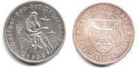 3 Mark 1930 A Weimar Walter von der Vogelweide vz/st  65,00 EUR  zzgl. 6,95 EUR Versand