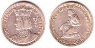 1/4 Dollar 1893 USA Columbian Exposition - Isabella Quarter ss/vz  349,00 EUR  zzgl. 6,95 EUR Versand
