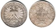 2 Taler - 3 1/2 Gulden 1841 Frankfurt Stadt Doppeltaler Vereinstaler f.... 249,00 EUR