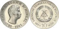 10 Mark 1966 DDR Friedrich Schinkel st  149,00 EUR  zzgl. 6,95 EUR Versand