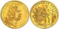 Dukat 1733 Braunschweig-Wolfenbüttel Ludwig Rudolph ( 1731-1735) gutes ... 2998,00 EUR kostenloser Versand