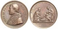 Medaille o.J. Kirchenstaat-Vatikan Papst Pius IX. (1846-1878)  vz/st  109,00 EUR  zzgl. 6,95 EUR Versand