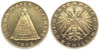 100 Schilling 1935 Österreich Madonna von Mariazell- Magna Mater Austri... 7998,00 EUR kostenloser Versand