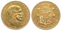 2 1/2 Taler  Hannover Ernst August (1837-1851) vz  998,00 EUR