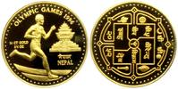 500 Rupees 1993 Nepal Olympiade - Laufen PP  219,00 EUR  zzgl. 6,95 EUR Versand