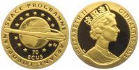 70 ECU 1964 Gibraltar European Space Programme - Ariane Rakete PP  289,00 EUR  zzgl. 6,95 EUR Versand