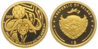 1 Dollar 2009 Palau Fußball-WM 2010 Südafrika PP mit Echtheitszertifika... 59,90 EUR  zzgl. 6,95 EUR Versand