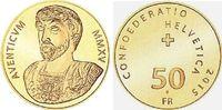 50 Franken 2015 Schweiz 2.000 Jahre Aventicum PP mit Box + Echtheitszer... 649,00 EUR  zzgl. 6,95 EUR Versand