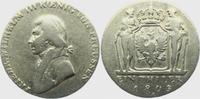1 Taler 1803 A Preussen König Friedrich Wilhelm III. (1797-1840) f.ss  89,00 EUR  zzgl. 6,95 EUR Versand