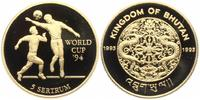 5 Sertrum 1993 Bhutan Fußball-WM  1994 - Spielerpaar PP  184,00 EUR  zzgl. 6,95 EUR Versand
