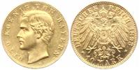 10 Mark 1893 D Bayern König Otto von Bayern (1896-1913) vz  249,00 EUR