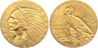 5 Dollar 1913 USA - Vereinigte Staaten Indian Head vz  449,00 EUR  zzgl. 6,95 EUR Versand