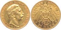20 Mark 1897 A Preussen Wilhelm II. ss  289,00 EUR  zzgl. 6,95 EUR Versand