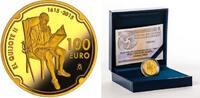 100 Euro 2015 Spanien Don Quijote PP mit Box + Zertifikat  398,00 EUR  zzgl. 6,95 EUR Versand