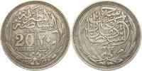 20 Piaster 1916 Ägypten - British Protectorat Hussein Kamil (1914-1917)... 79,00 EUR  zzgl. 6,95 EUR Versand
