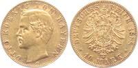 10 Mark 1888 D Bayern Otto (1886-1913) f.vz  689,00 EUR  zzgl. 6,95 EUR Versand