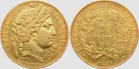 20 Francs 1850 A Frankreich Cereskopf ss+  319,00 EUR