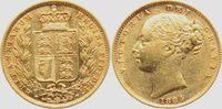 Sovereign 1884 S Australien - Großbritannien Queen Victoria (1831-1901)... 398,00 EUR  zzgl. 6,95 EUR Versand