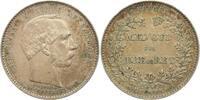 2 Kronen 1888 CS Dänemark Christian IX. (1863-1906) vz/st  69,00 EUR  zzgl. 6,95 EUR Versand