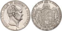 Doppeltaler 1854 A Brandenburg-Preussen Friedrich Wilhelm IV. (1840-186... 249,00 EUR