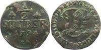 1/2 Stuber 1804 Jülich - Berg Maximilian Joseph von Bayern (1799 - 1806... 5,95 EUR  zzgl. 2,95 EUR Versand