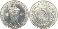 5 Mark 1925 F Weimar Rheinlande ss/vz/fl.  79,00 EUR  zzgl. 6,95 EUR Versand