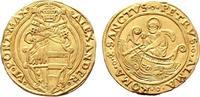 Doppio (1492-1503) o.J Kirchenstaat/ Vatikan Papst Alexander VI. (Rodri... 4998,00 EUR kostenloser Versand