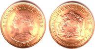 50 Pesos 1968 Chile Libertad prägefrisch  395,00 EUR
