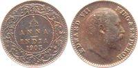1/12 Anna 1903 Indien Edward VII. (1901 - 1910) unc  98,00 EUR  zzgl. 6,95 EUR Versand