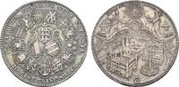 Eichstätt - Bistum Taler 1781 ss/vz Sedisvakanz 995,00 EUR  zzgl. 6,95 EUR Versand