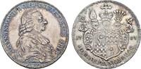 Taler 1783 Eichstätt Johann Anton III. von Zehmen ( 1781-1790) ss/vz/ju... 398,00 EUR  zzgl. 6,95 EUR Versand