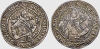 Taler 1625 WA Sachsen-Coburg-Eisenach Johann Casimir & Johann Ernst (15... 698,00 EUR