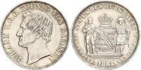 Ausbeutetaler 1861 B Sachsen-Albertinische Linie Bergbau-Taler - Johann... 229,00 EUR  zzgl. 6,95 EUR Versand